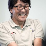 Mr. Yoichi Takahashi, the creator of Captain Tsubasa